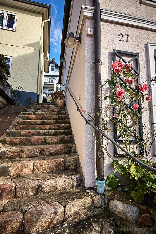 Blankeneser Treppenviertel
